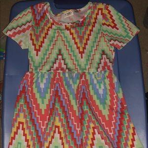 CATO girls dress size 10/12! Barley been worn!